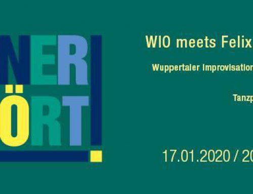 Wuppertaler Improvisations Orchester (WIO) trifft auf Tanzperformance