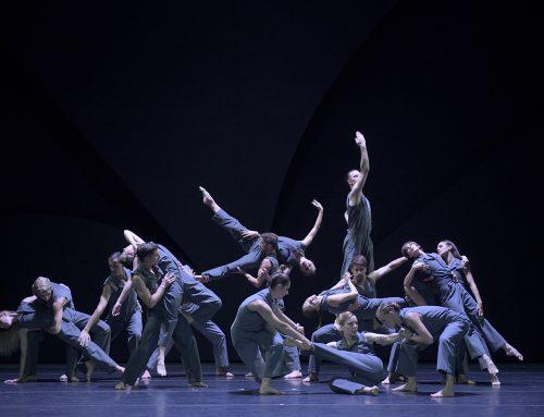 Am 7. und 8. JANUAR 2020 in der Oper Bonn: PROMETHEUS