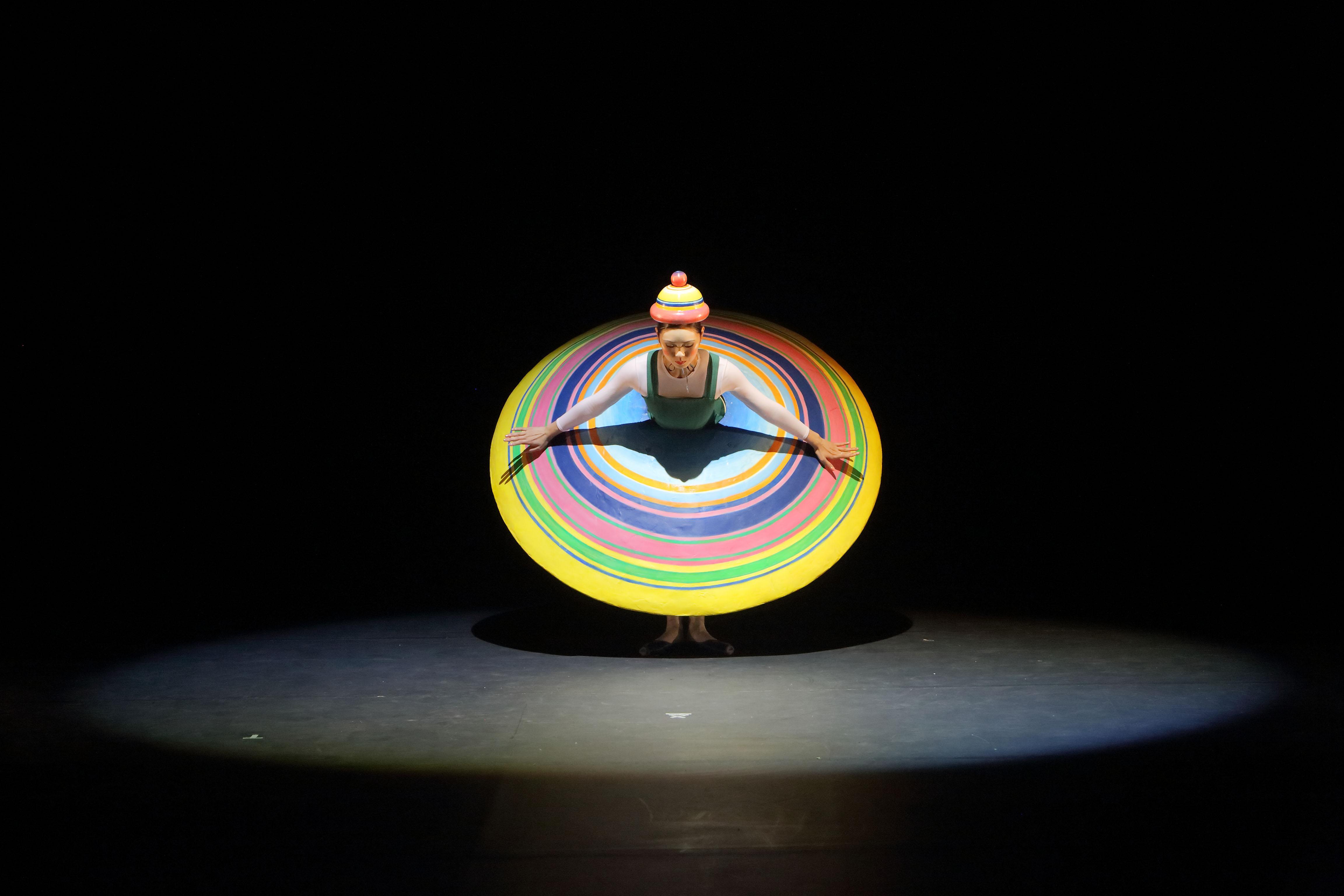 Das-Triadische-Ballett_Gelbe-Reihe_Nagisa-Hatano_©Wilfried-Hösl