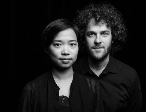 Nische mit Hsiao-Ting Lee und Pablo Liebhaber