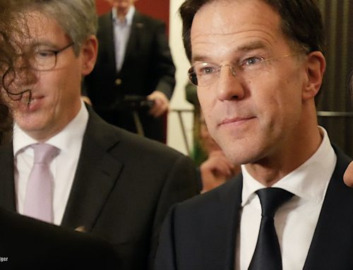 MARK RUTTE AND THE 25TH ANNIVERSARY
