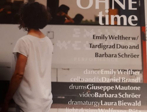 """OHNE TIME"" / EMILY WELTHER"