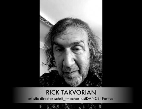 Rick Takvorian on THE INFLUENCE OF URBAN DANCE  at schrit_tmacher