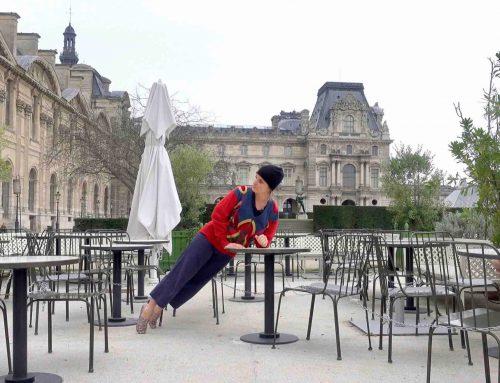 Une Minute de Danse par Jour N°16 – Geschlossene Cafés