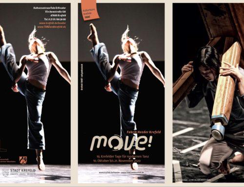MOVE! – 19. Krefelder Tage für modernen Tanz