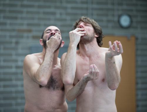 MOVE! mit der Kompanie merighi I mercy, Wuppertal, und Kristóf Szabó / F.A.C.E. – Visual Performing Arts, Köln