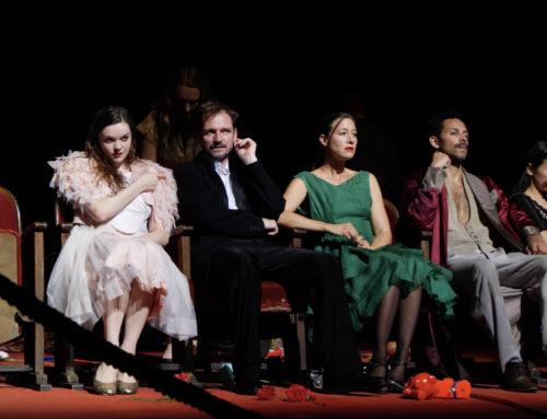 """Wiederaufnahme der  """"Macbeth-Paraphrase"""" – Tanztheater Wuppertal"""