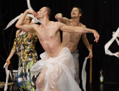 BILDERZERSTÖRER – Tanztheater mit Live-Musik