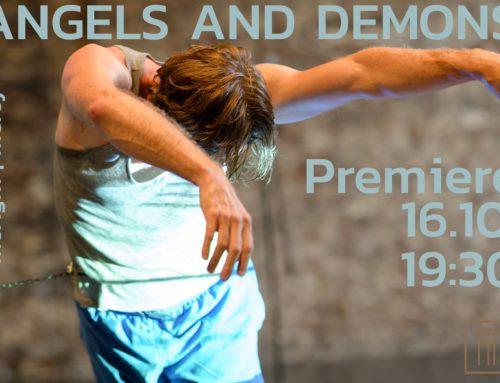 ANGELS & DEMONS – LIVE-Tanz meets LIVE-Schaltung