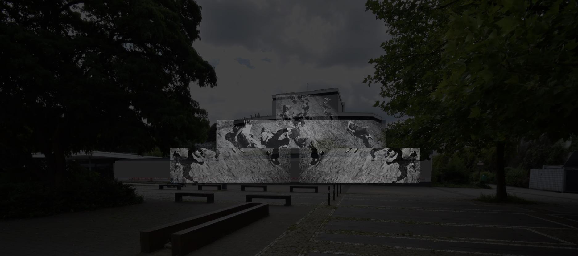 Collage Wie mag die Installation wohl aussehen©TANZweb.org