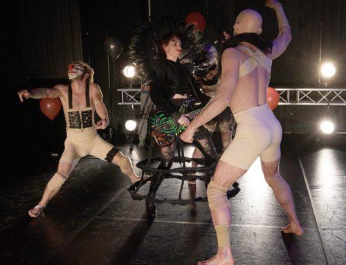 Tanzwerke Vaněk Preuß mit Online-Premiere HIC SUNT LEONES Tänze der Intoleranz