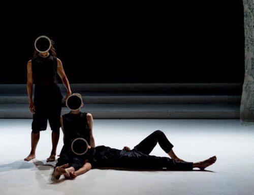 """Maura Morales bei tanz nrw '21 – """"Blinde Suche"""""""